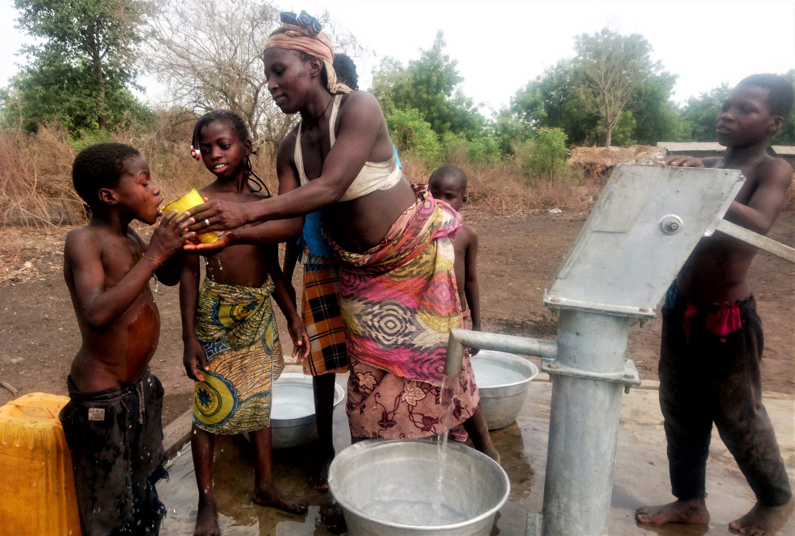 Ein Brunnen für Awindji