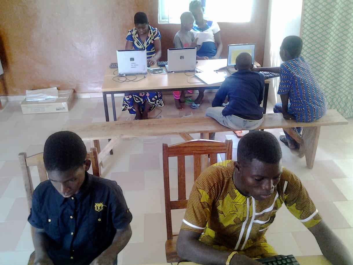 Informatikzentrum Boukombé