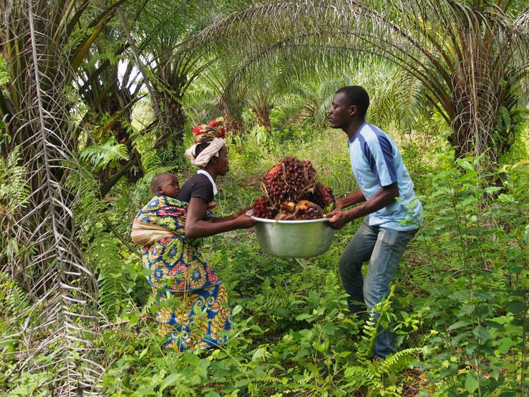 Frauengruppe Ouedo